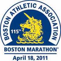 Boston Marathon 2011 Logo