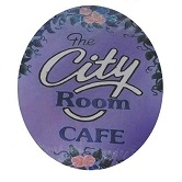 City Room Cafe logo